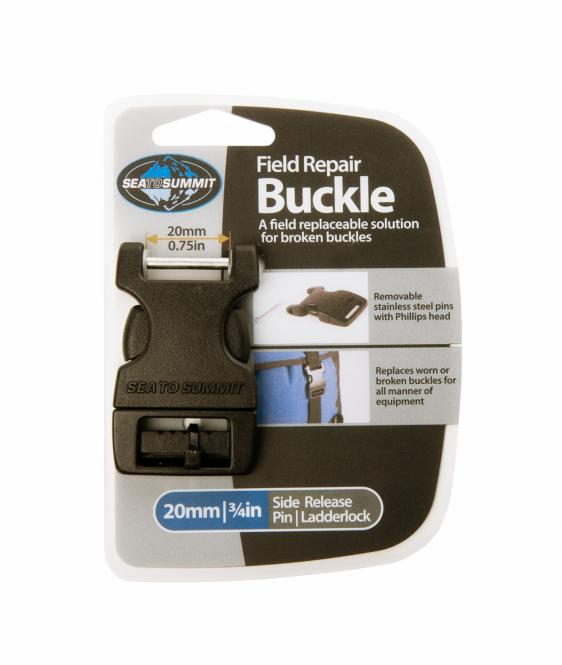 Field Repair Buckle 20mm Side Release 1 Pin